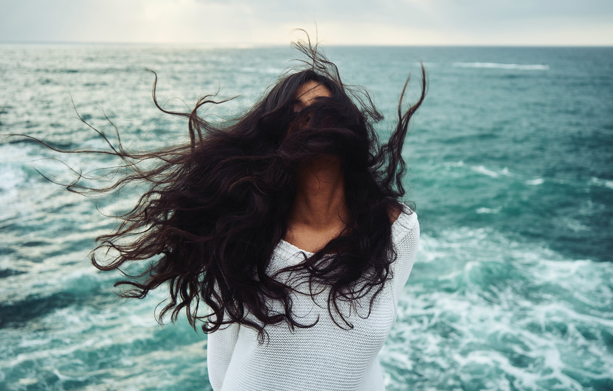 Ayurvedic hair care rituals
